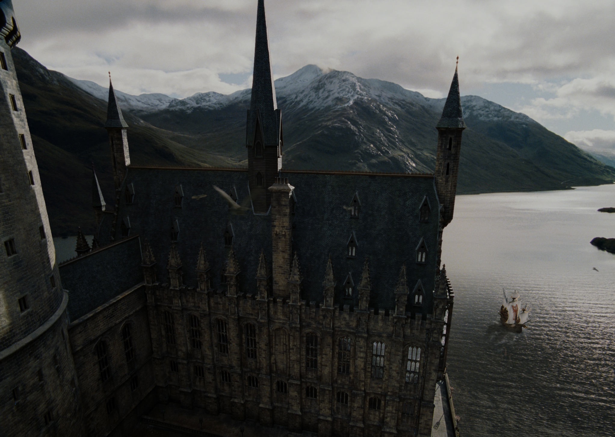 hogwarts castle great hall - photo #32