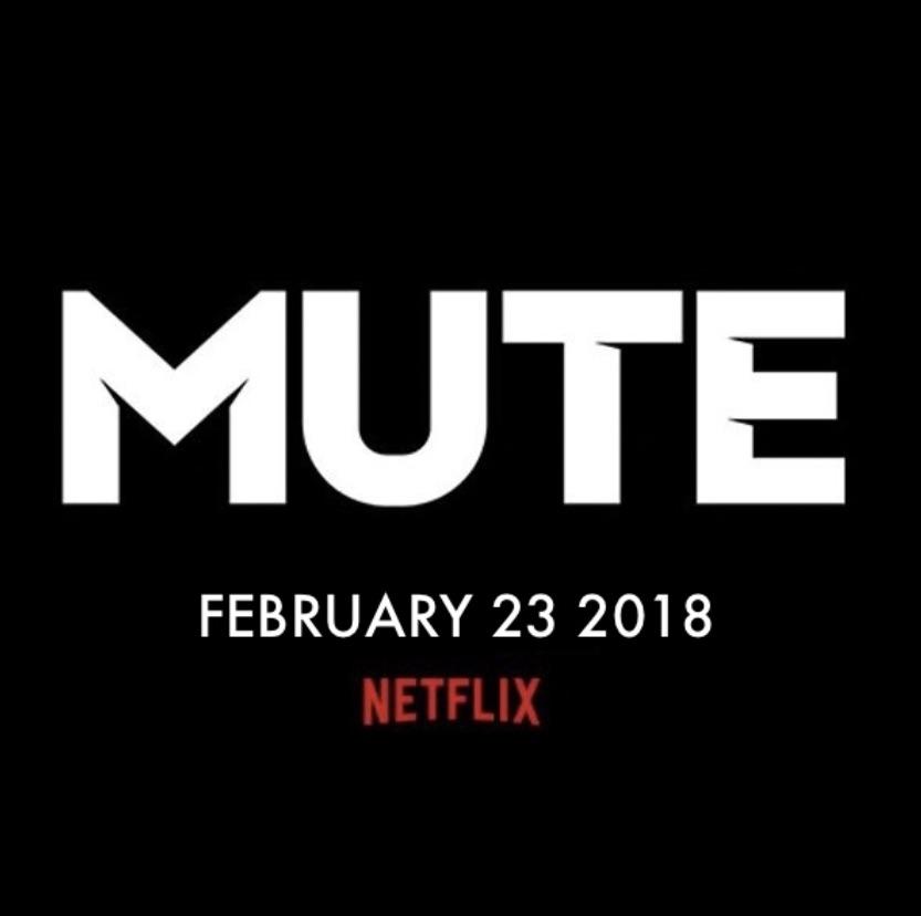 MUTE - Cinesite Studios