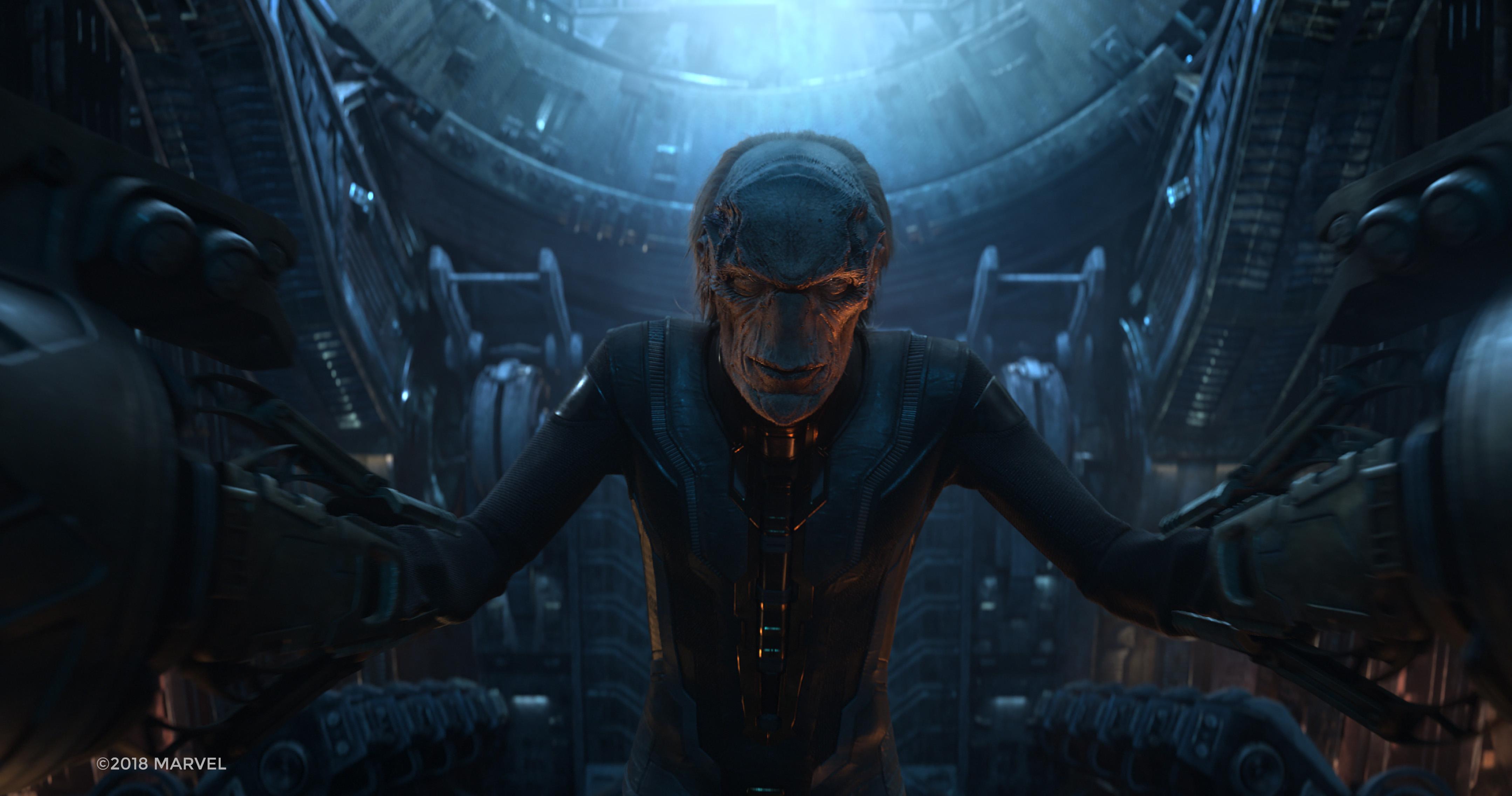 Avengers: Infinity War - Cinesite Studios